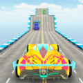 不可能的超级斜坡竞速游戏v1.3特技版