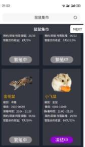 鼠鼠集市游戏养殖平台1.0手机版截图1
