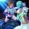 女子摔跤竞技格斗无限能量破解版v6.0免费版