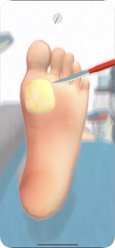 抖音foot clinic游戏