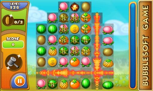 水果爱消除红包版1.0.1赚钱版截图1