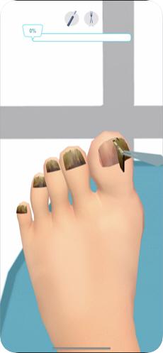 抖音foot clinic游戏1.1最新版截图1