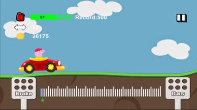 佩奇的快乐赛车无限道具版v1.0.0官方正式版截图1