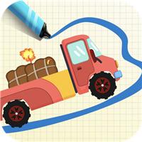画线小卡车破解版手游1.0.0