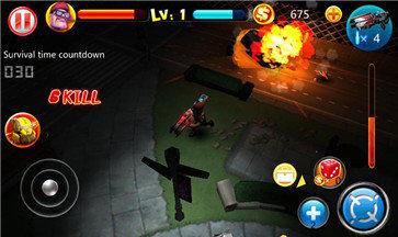 僵尸战斗正式版1.0安卓版截图1