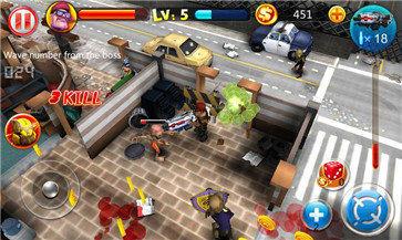 僵尸战斗正式版1.0安卓版截图3