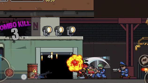 金属子弹头官方版游戏完整版1.1截图1