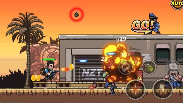 金属子弹头官方版游戏完整版1.1截图2