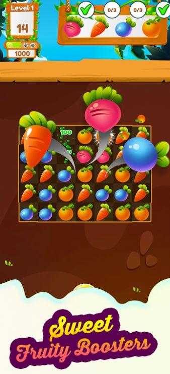 水果粉碎比赛2021最新中文版1.0汉化版截图2