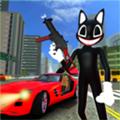 卡通猫大猎杀游戏中文汉化版1.1安卓版