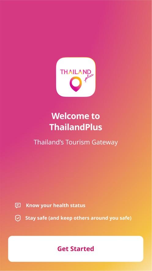 ThailandPlus泰国健康码1.0.0最新版截图2
