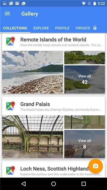 谷歌街景app2021高清版2.0.0.357手机版截图2