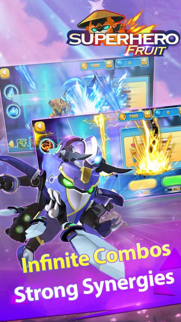 超级机器人敢达大战全解锁版1.0中文版截图0