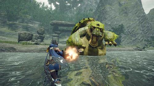 怪物猎人崛起60帧补丁1.1.1最新版截图2