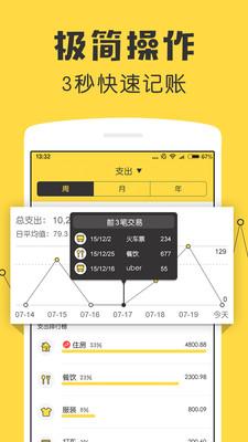 鲨鱼记账app最新会员版v3.44.0安卓版截图1