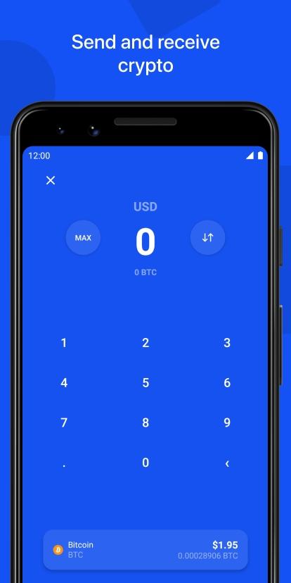 coinbase wallet apk23.3.358安卓版截�D1