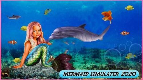 海底美人�~世界3d游��o�V告版2.8最新版截�D1