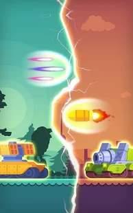 坦克死亡竞赛游戏2.1.1无广告版截图0