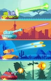 坦克死亡竞赛游戏2.1.1无广告版截图1