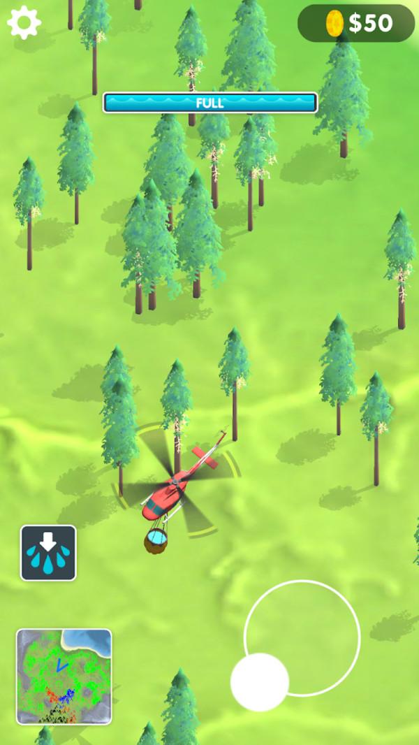 拯救森林3D手游�惩姘�1.0完整版截�D0