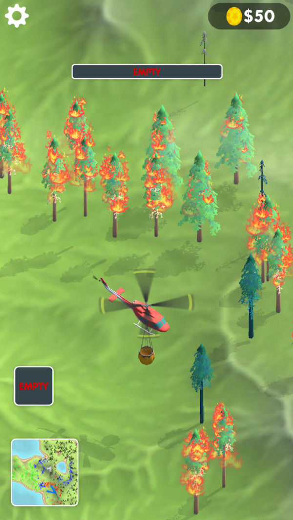 拯救森林3D手游�惩姘�1.0完整版截�D1