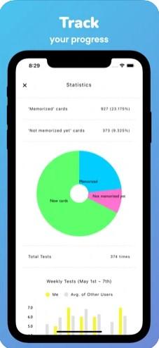 Memorize app中文�W�助手1.0.0最新版截�D0