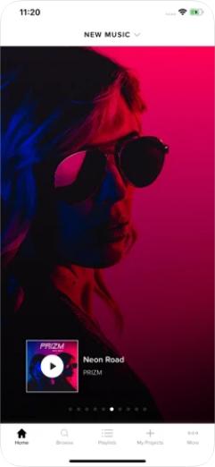 musicbed app3.9.13最新版截�D0