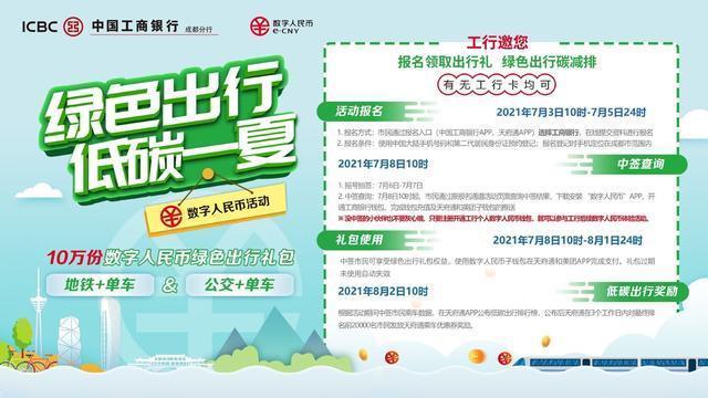 中国工商银行app(成都数字人民币申领)