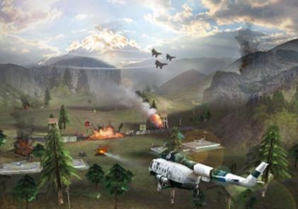直升机空袭解锁版1.2.2破解版截图1