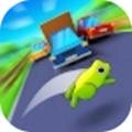 青蛙奔跑游��1.0.1官方版