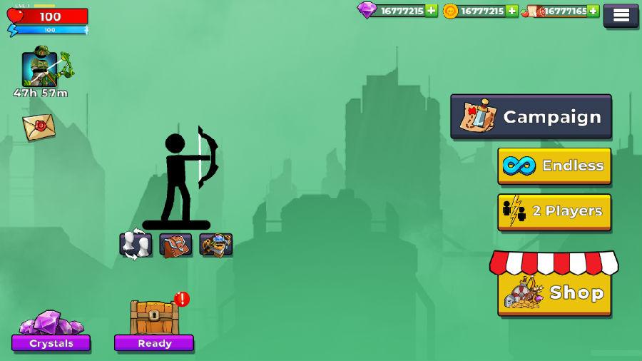 弓箭手2破解版游戏