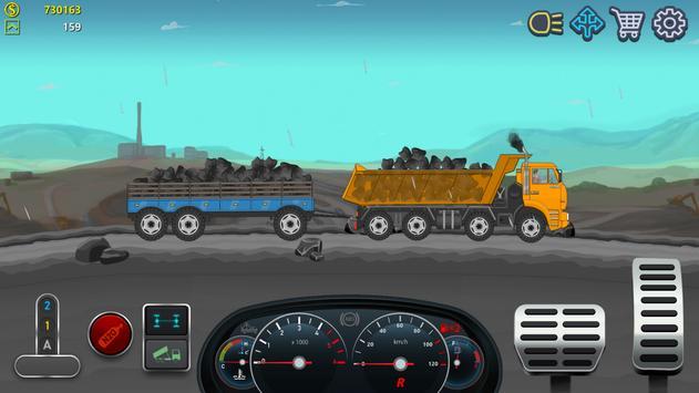 卡车司机模拟器安卓版游戏v3.6.8正式版截图2