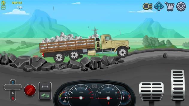 卡车司机模拟器安卓版游戏v3.6.8正式版截图1
