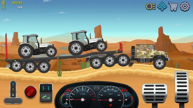 卡车司机模拟器安卓版游戏v3.6.8正式版截图3