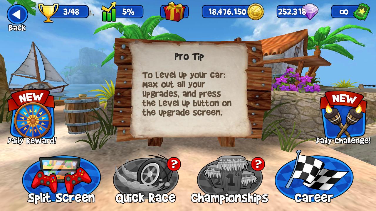 沙滩赛车竞速破解版v2021.08.29正式版截图2