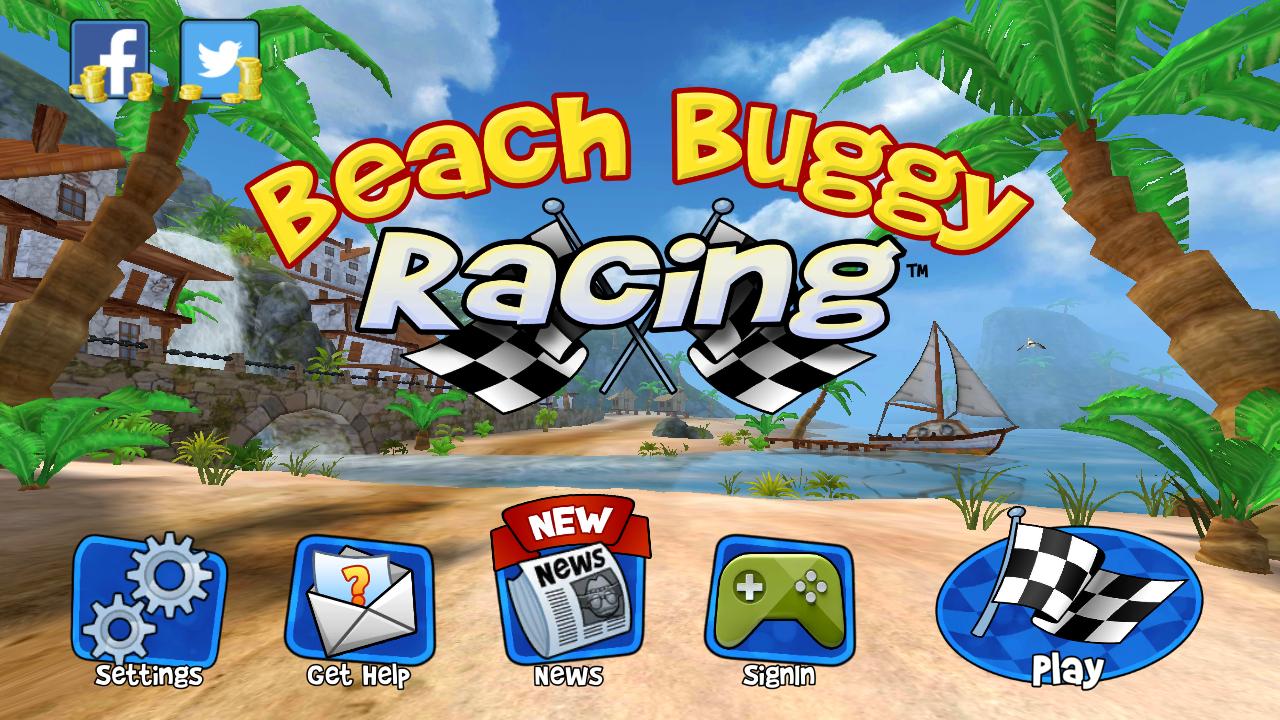 沙滩赛车竞速破解版v2021.08.29正式版截图3