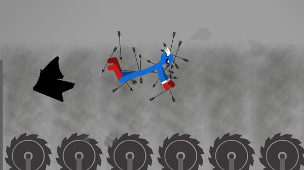 火柴人滚蛋安卓版游戏v1.6.6最新版截图3