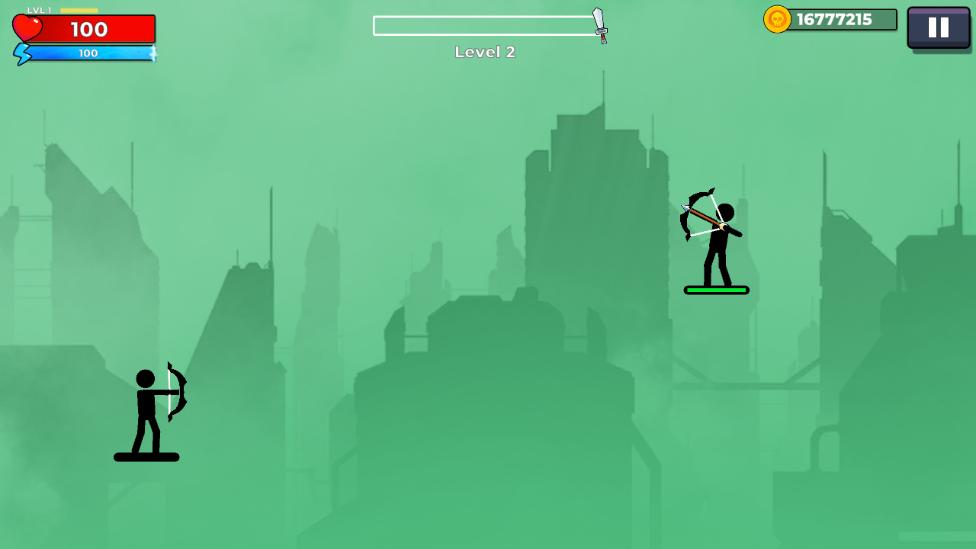 弓箭手2破解版游戏v1.6.7.0.1正式版截图0