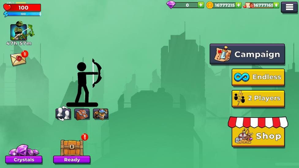 弓箭手2破解版游戏v1.6.7.0.1正式版截图2
