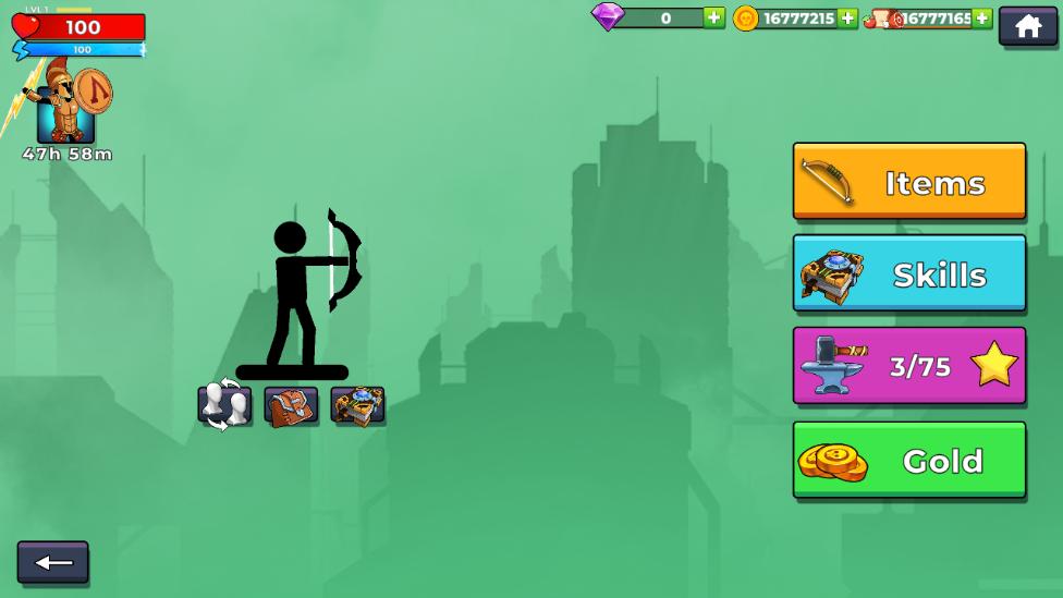 弓箭手2破解版游戏v1.6.7.0.1正式版截图3