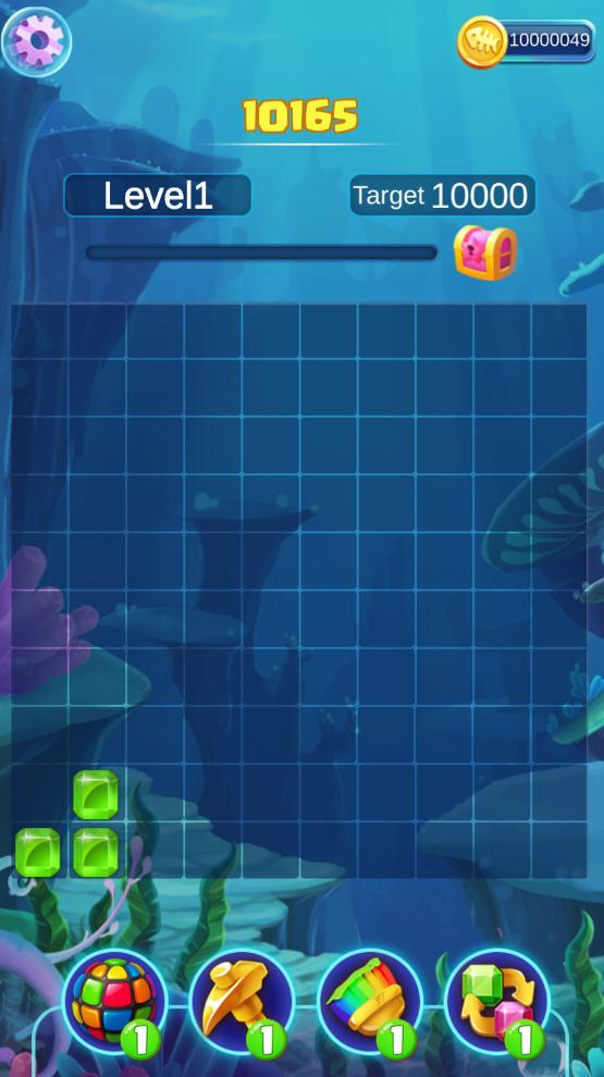 疯狂的宝石游戏破解版v1.0.6安卓版截图1