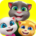 汤姆猫总动员游戏安卓最新版v1.8.1.162正式版