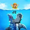 变异鲨大战安卓最新游戏v1.0.0正式版